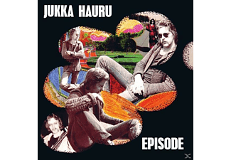 Jukka Hauru - Episode (Orange) - (Vinyl)