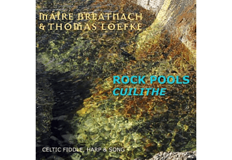 Breatnach,Máire/Loefke,Thomas - Rock Pools - (CD)
