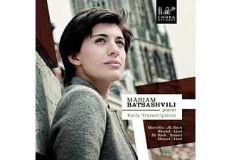Mariam Batsashvili - Early Transcriptions - (CD)