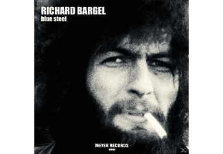 Richard Bargel - Blue Steel - (CD)