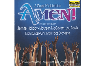 Erich Kunzel, Cincinnati Pops Orchestra - Amen-A Gospel Celebration - (CD)