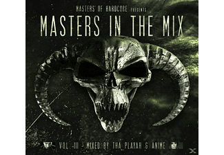 Various - Masters Of Hardcore-Masters In The Mix Vol.3 - (CD)