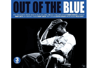 VARIOUS - Out Of The Blue - (CD)