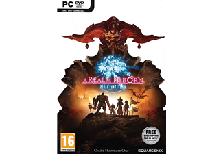 ARAL Final Fantasy XIV A Realm Reborn PC
