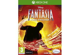 ARAL Disney Fantasia Music Evolved Xbox One