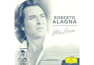 Alagna Roberto - Malena-Sicilian And Neapolitan Songs - (CD)