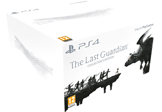 The Last Guardian: Collectors Edition PS4