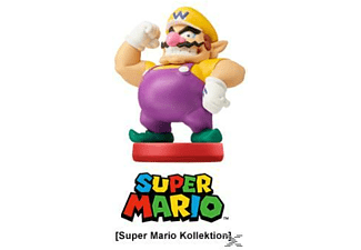 AMIIBO Wario - amiibo Super Mario Collection Spielfigur