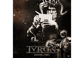 Tyron - Rebels Shall Conquer - (CD)