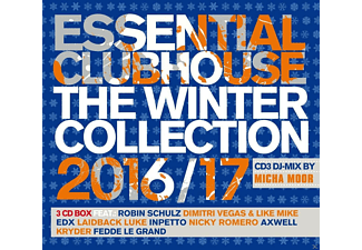 VARIOUS - Essential Clubhouse-2016/2017 Winter Collection - (CD)