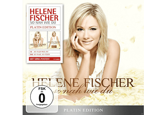 Helene Fischer - So Nah Wie Du (Platin Edition-Limited) - (CD + DVD Video)