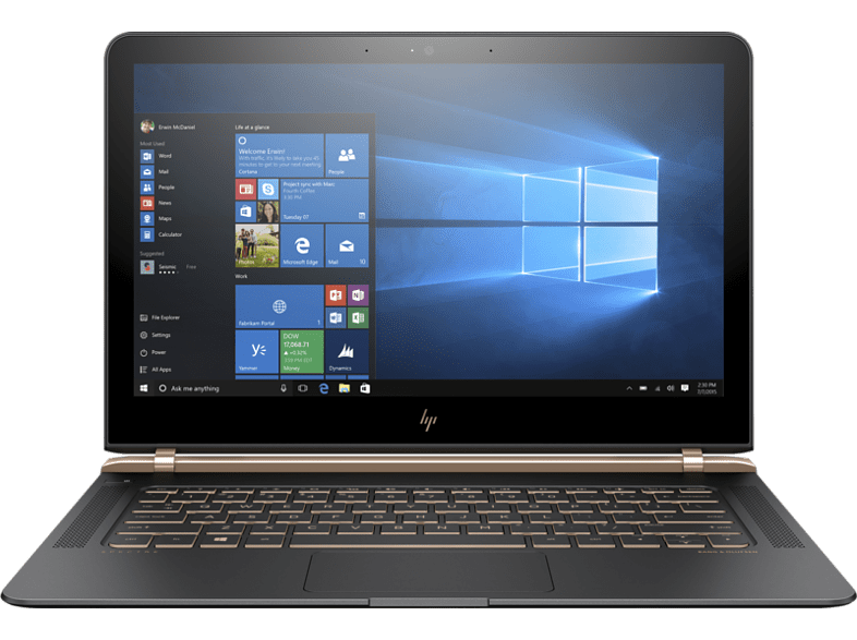 HP Spectre 13-V100NV Intel Core i5-7200U / 8GB / 256GB SSD / Full HD computing   tablets   offline notebooks notebooks εώς 14 6 laptop  tablet  compu