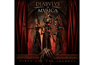 Diabulus In Music - Dirge For The Archons [CD]