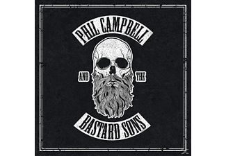 Phil Campbell, The Bastard Sons - Campbell,Phil And The Bastard Sons - (CD)