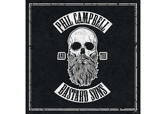 Phil Campbell And The Bastard Sons - Campbell,Phil And The Bastard Sons [CD]