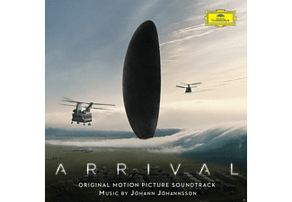Johann Johannsson - Arrival-Original Motion Picture Soundtrack - (CD)