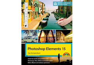 Photoshop Elements 15 – das Kompendium