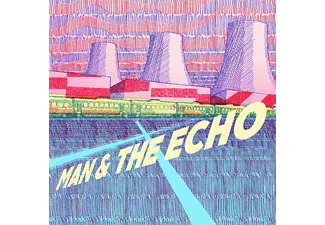 Echo Man - Man & The Echo (LP+MP3) - (LP + Download)