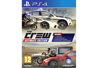 The Crew: Ultimate Edition PS4