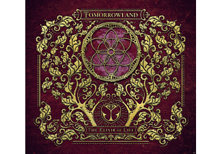 VARIOUS - Tomorrowland-The Elixier Of Life (2CD-Edition) - (CD)