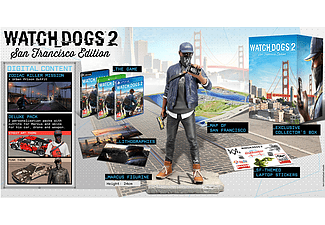 Watch Dogs 2 Collector's Edition (San Francisco) PS4