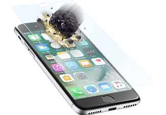 CELLULAR LINE TETRA FORCE SHIELD HD+, Schutzglas, Glasklar, passend für Apple iPhone 7, iPhone 8