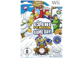 Club Penguin Game Day - Nintendo Wii