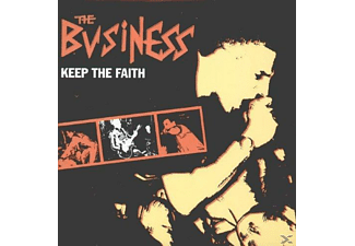 The Business - Keep The Faith - (Vinyl)
