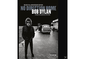 Bob Dylan - No Direction Home: Bob Dylan 10th Anniversary Edt. - (Blu-ray)