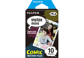 FUJIFILM Instax mini film Comic 10 pack