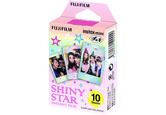 FUJIFILM Instax mini film Mini Star 10 pack