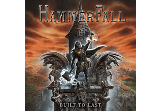 Hammerfall - Built To Last (Black Vinyl) - (Vinyl)
