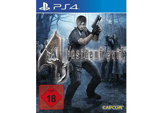 Resident Evil 4 [PlayStation 4]