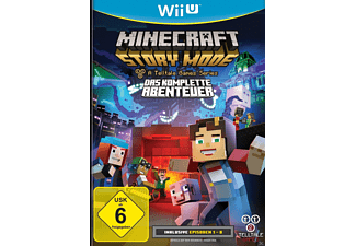 Minecraft Story Mode - The Complete Adventure - Nintendo Wii U