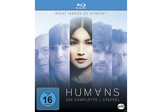 Humans - Staffel 1 - (Blu-ray)