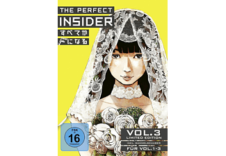 The Perfect Insider - Vol. 3 [DVD]