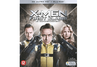 X-men - First Class | 4K Ultra HD Blu-ray