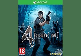 Capcom Resident Evil 4 (Remastered) Xbox One (CAP002.BX.RB)