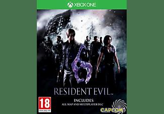 Capcom Resident Evil 6 (Remastered) Xbox One (CAP006.BX.RB)