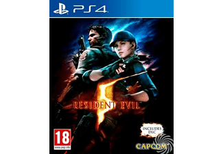 Resident Evil 5 - Remastered | PlayStation 4