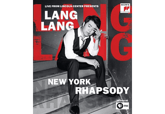 Lang Lang - New York Rhapsody/Live from Lincoln Center - (Blu-ray)
