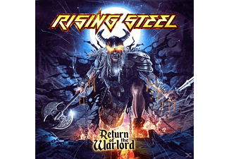 Rising Steel - Return Of The Warlord - (CD)