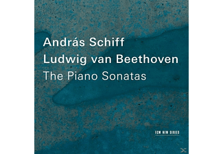András Schiff - The Piano Sonatas-Complete Edition - (CD)