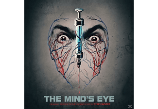 Steve Moore - The Mind's Eye/O.S.T.(2LP+MP3) - (LP + Download)