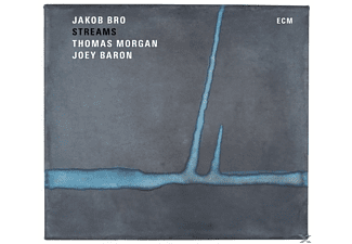 Jakob Bro, Thomas Morgan, Joey Baron - Streams - (Vinyl)