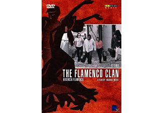 Carmona Family - Flamenco Clan [DVD]