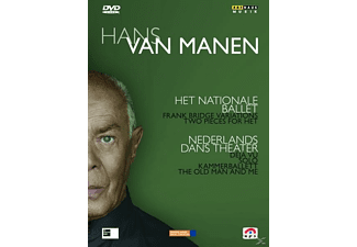 VARIOUS, Nederlands Dans Theater/Nationale Ballet - Hans Van Manen [DVD]