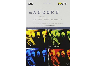 Kronos Quartet - In Accord - (DVD)