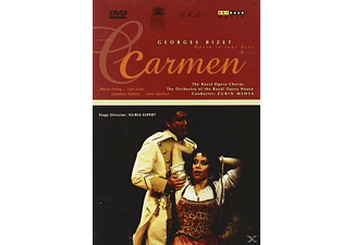 Mehta, Ewing, Lima, Royal Opera House Covent - Carmen - (DVD)