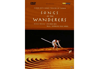 Cloud Gate Dance Theatre Of Taiwan - SONGS OF THE WANDERERS [DVD]